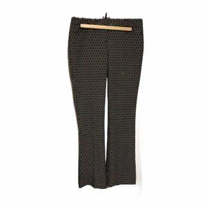 NEW EXPRESS Black & White Columnist Pants